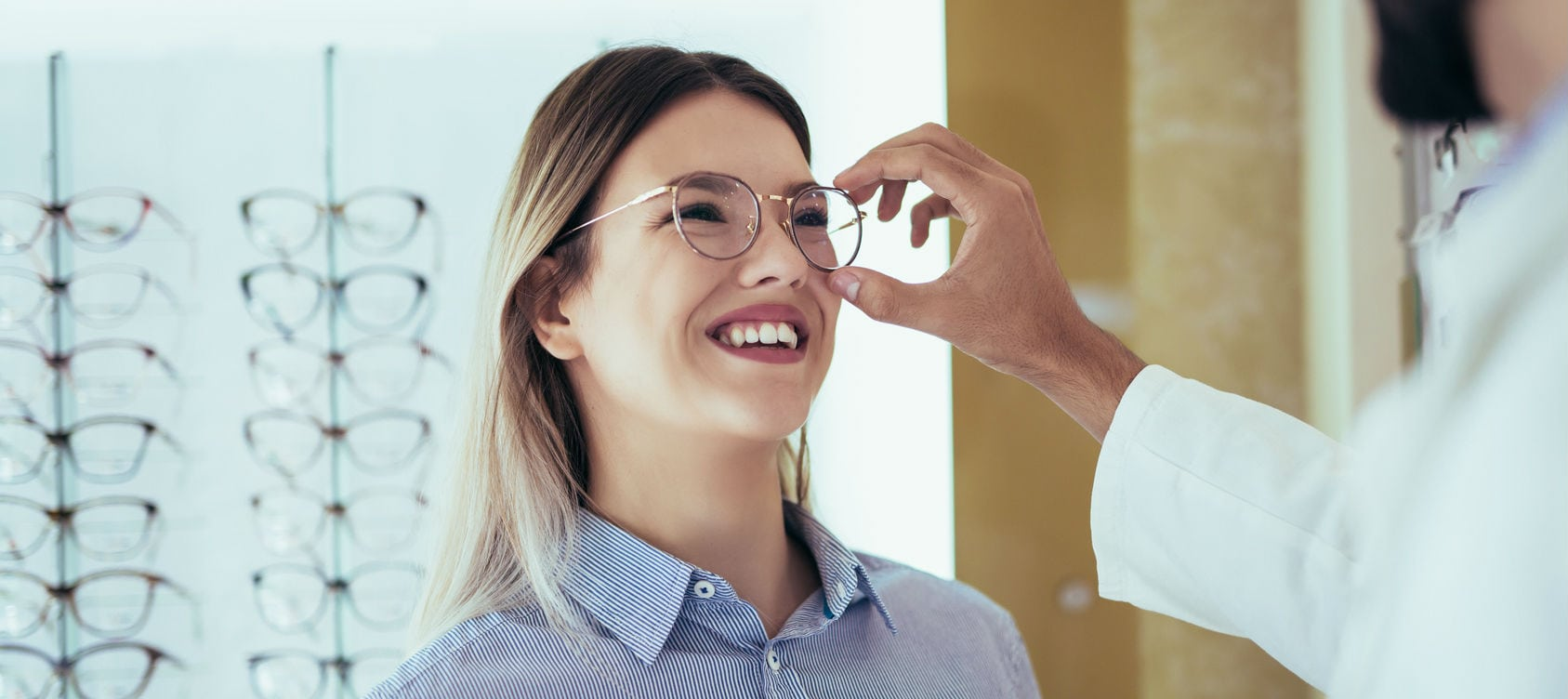 Estamos especializados en cuidado y salud visual